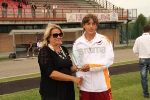 Premi Speciali: Miglior Giocatore è Caldara dell'Atalanta, a Ronca della Roma il Capocannoniere