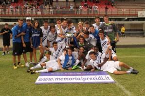 L'Atalanta B.C. si aggiudica il primo torneo Nazionale Memorial Nardino Previdi