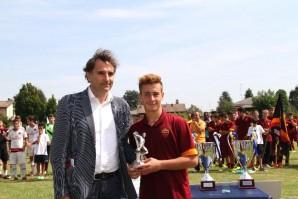 Miglior giocatore a Bordin della Roma, Bomber ad Agnero del Milan, Saracinesca a Vassallo del Parma
