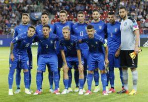 ITALIA UNDER 21 IN SEMIFINALE