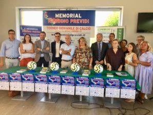 Memorial Previdi: Presentato il torneo in conferenza stampa