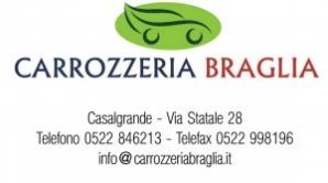 Sponsor / Carrozzeria Braglia, a disposizione degli automobilisti