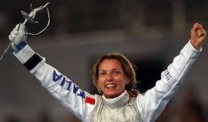 Valentina Vezzali al timone dello sport italiano